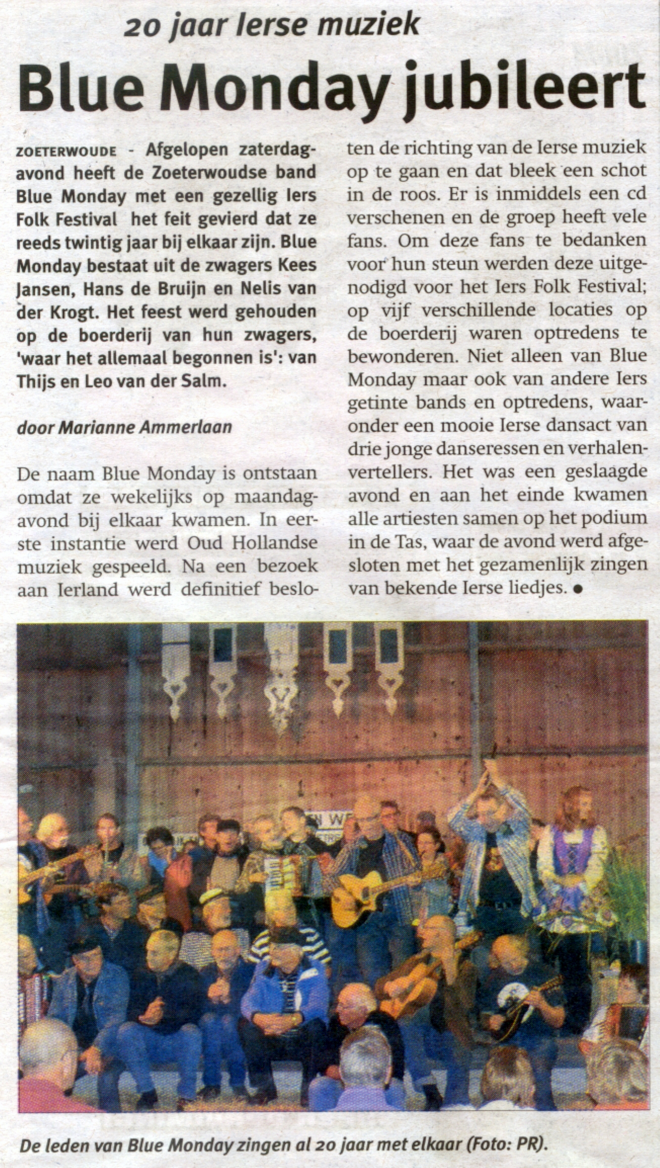 Leids-Nieuwsblad Festival 2011