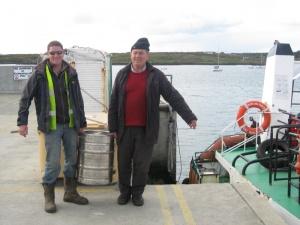 05. Bevoorrading met de ferry!