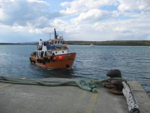 04. De ferry naar Cape Clear