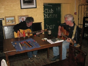 17. Gitaristen Danny en Nelis
