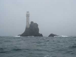 37. Fastnet Rock & Lighthouse